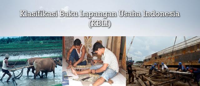 Klasifikasi Baku Lapangan Usaha Indonesia