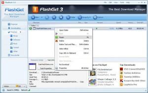 FlashGet Downloader, Aplikasi Altenatif Pengganti Internet Download Manager