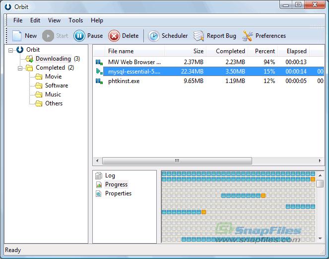 Orbit Downloader, Aplikasi Alternatif Pengganti Internet Download Manager