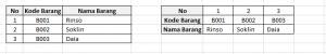 Transpose Data Dengan Excell